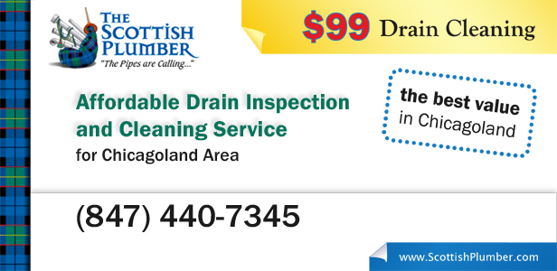 Kenilworth Illinois drain cleaning